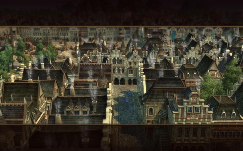 Anno 1404 – Die erste Hauptstadt