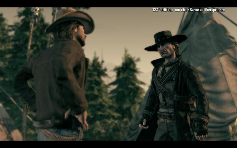 Call of Juarez – Bound in Blood