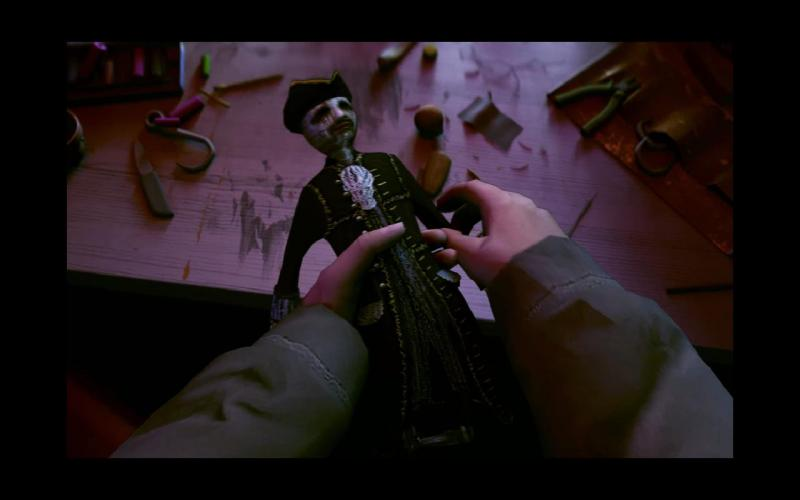 Die Kunst des Mordens 2 – Der Marionettenspieler