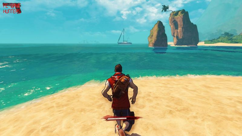 Escape from Dead Island