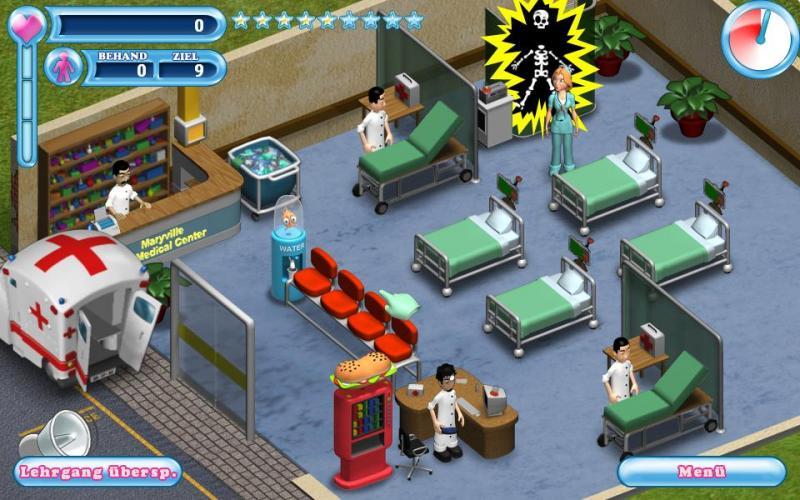 Hysteria Hospital