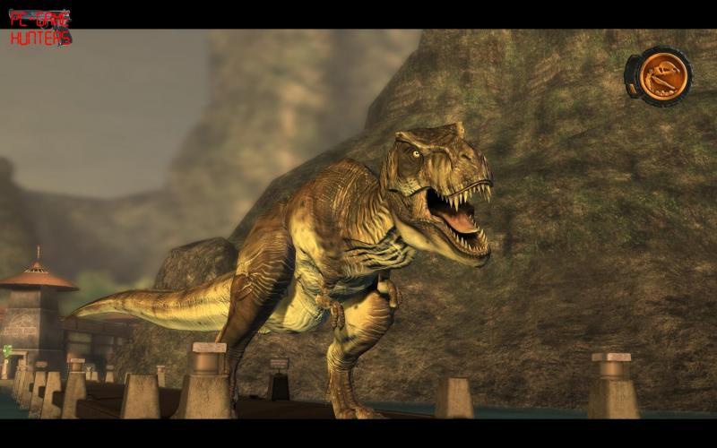 Jurassic Park The Game