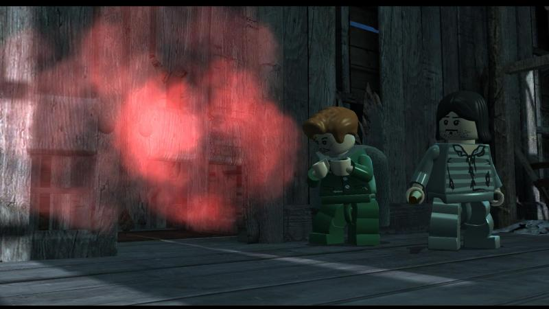 LEGO Harry Potter Jahre 1-4