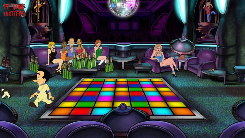 Leisure Suit Larry Reloaded