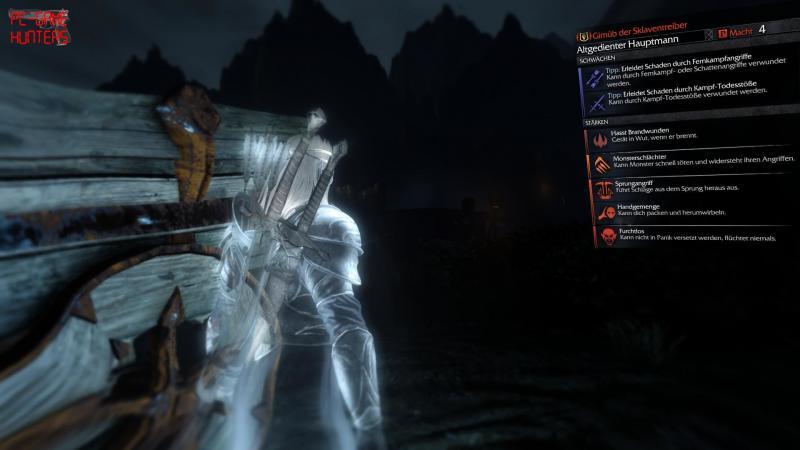 Mittelerde – Mordors Schatten