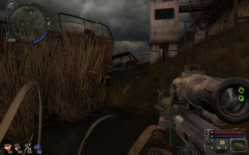 S.T.A.L.K.E.R. – Call Of Pripyat