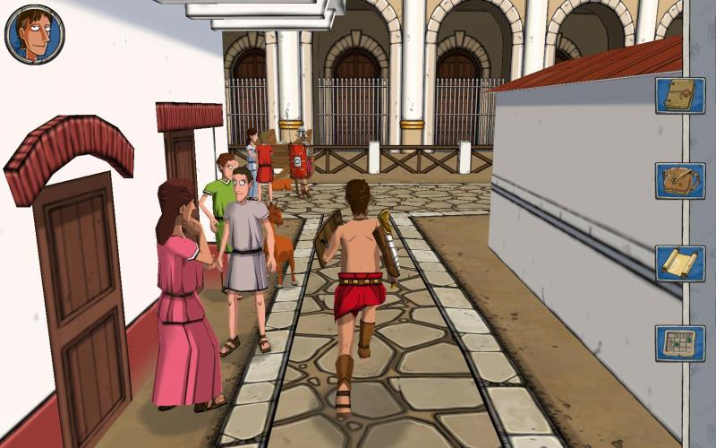 Schauderhafte Geschichten – Skrupellose Römer