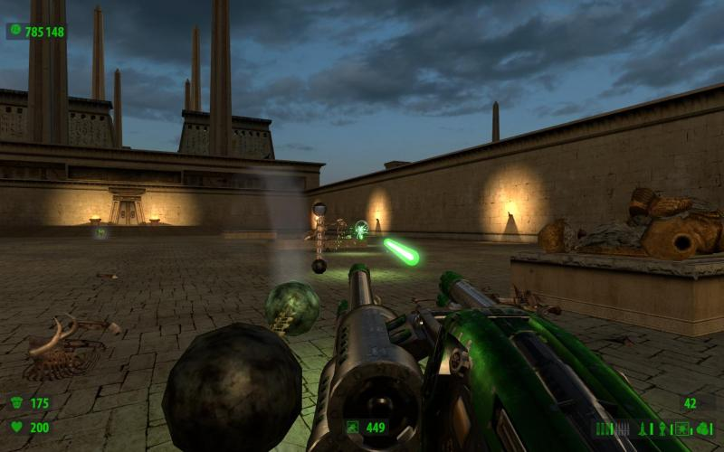 Serious Sam HD The First Encounter