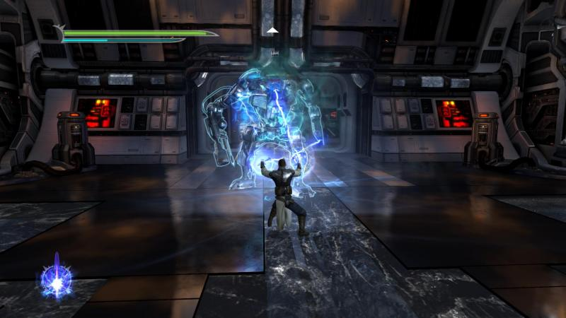 Star Wars The Force Unleashed 2