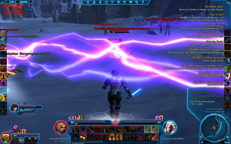 Star Wars The Old Republic