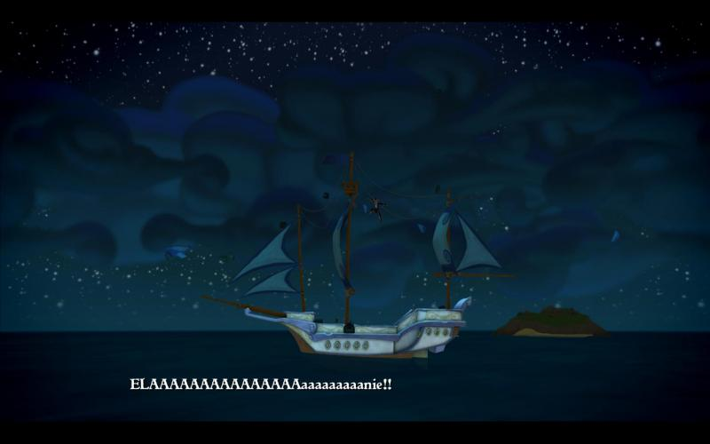 Tales of Monkey Island – Launch of the Screaming Narwhal