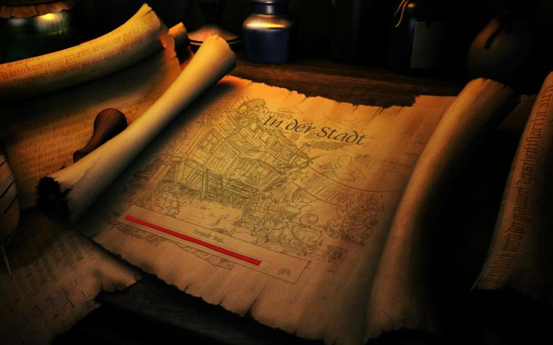 The Book of the Unwritten Tales