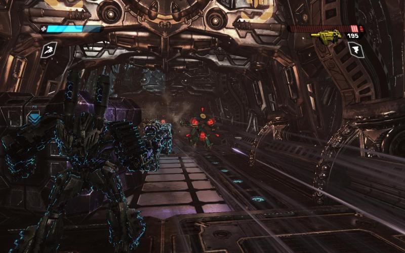Transformers – Kampf um Cybertron