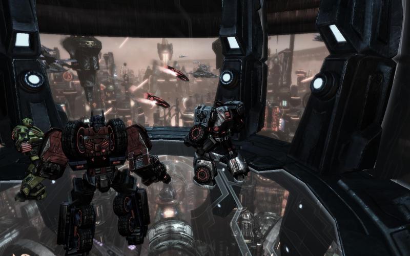 Transformers - Kampf um Cybertron