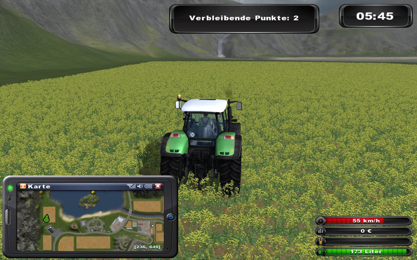 spiele mit traktor
