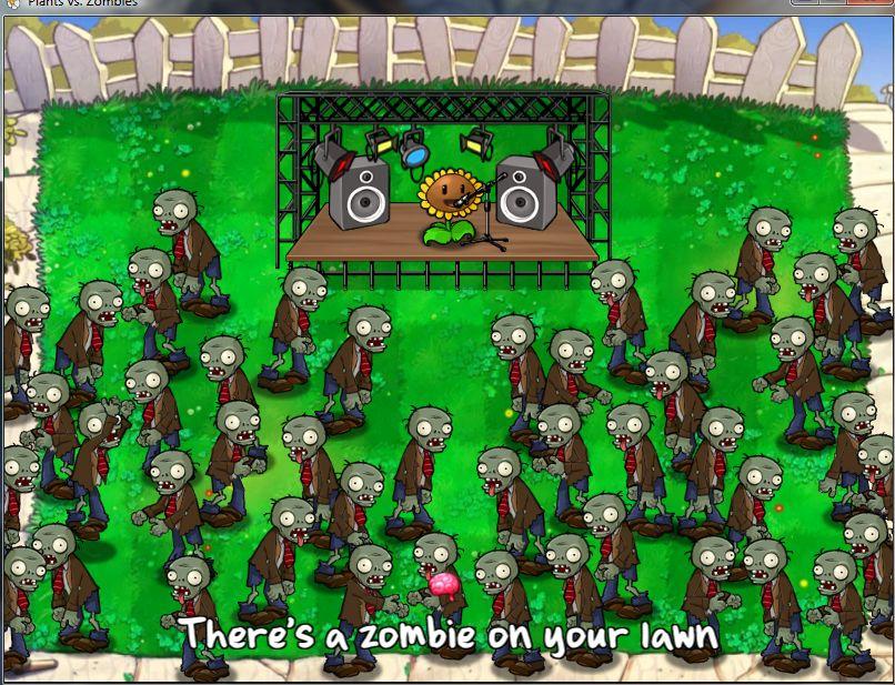 Plants vs Zombies  PCGame Hunters
