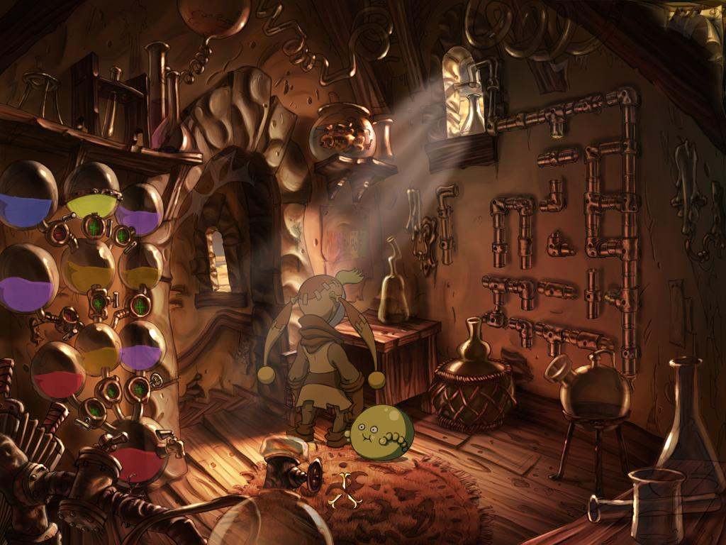 The Whispered World Pc Game Hunters